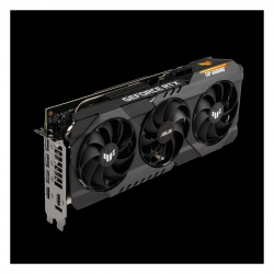 商品画像:TUF Gaming GeForce RTX 3080 OCモデル TUF-RTX3080-O10G-GAMING