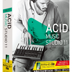 商品画像:ACID Music Studio 11 0000274270